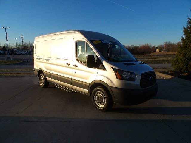 Certified Pre Owned 2016 Ford Transit Cargo Van T 250 148 Md Rf S