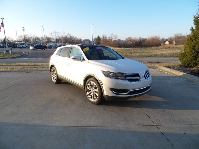 Pre Owned 2016 Lincoln Mkx Reserve