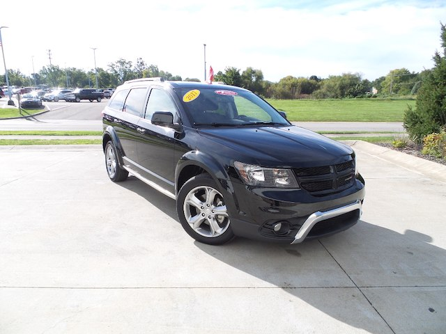 Pre Owned 2017 Dodge Journey Crossroad