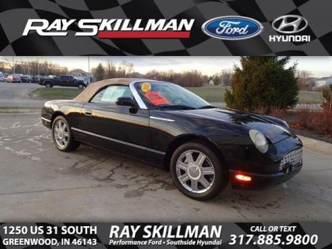 Pre-Owned 2005 Ford Thunderbird Deluxe