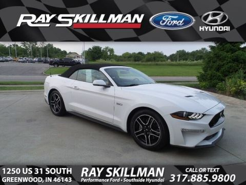 Certified Pre-Owned 2018 Ford Mustang GT Premium