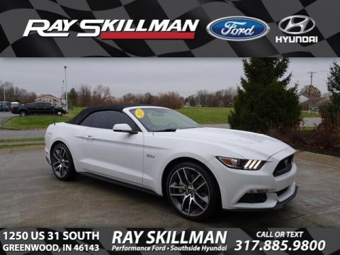 Certified Pre-Owned 2015 Ford Mustang GT Premium