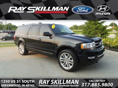 Certified Pre-Owned 2016 Ford Expedition EL Limited
