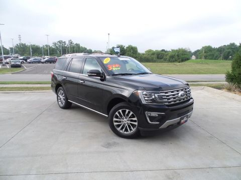 Certified Pre-Owned 2018 Ford Expedition Limited