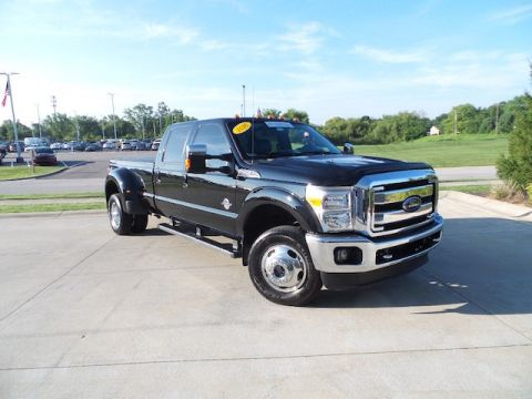 Certified Pre-Owned 2016 Ford F-350 LARIAT
