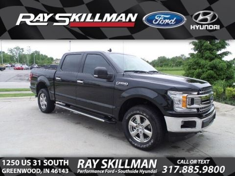 Certified Pre-Owned 2018 Ford F-150 XLT