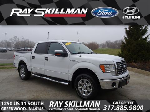 Pre-Owned 2011 Ford F-150 XLT 4WD Pickup
