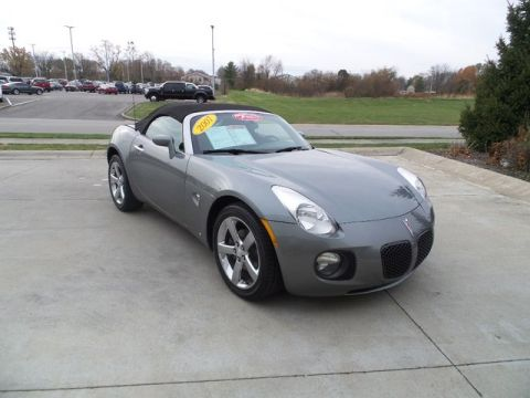 Pre-Owned 2007 Pontiac Solstice GXP