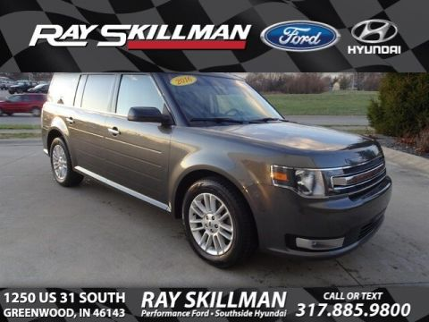 Certified Pre-Owned 2016 Ford Flex SEL
