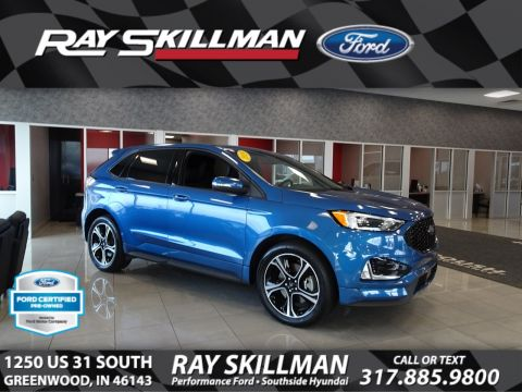 Pre-Owned 2019 Ford Edge ST AWD SUV