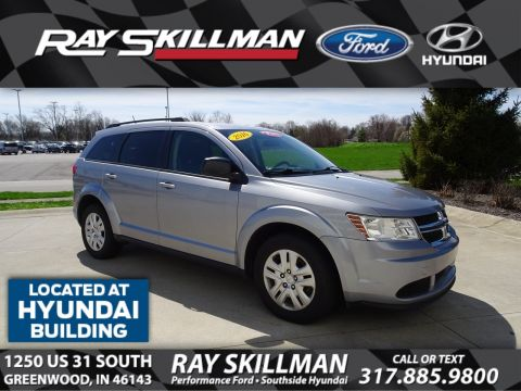Pre-Owned 2016 Dodge Journey SE FWD SUV