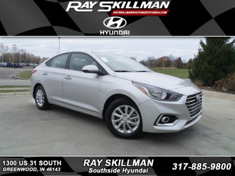 New 2019 Hyundai Accent SEL