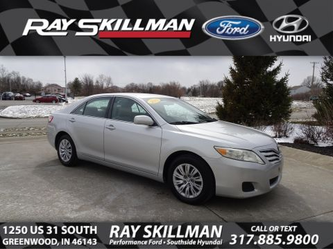 Pre-Owned 2011 Toyota Camry 4DR SDN LE MT