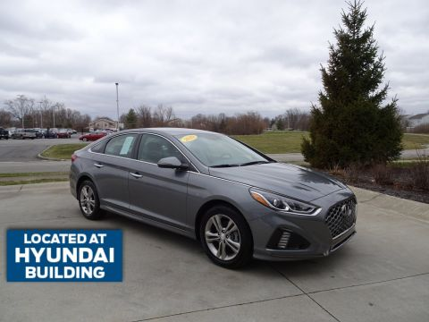 Certified Pre-Owned 2019 Hyundai Sonata SEL FWD Sedan