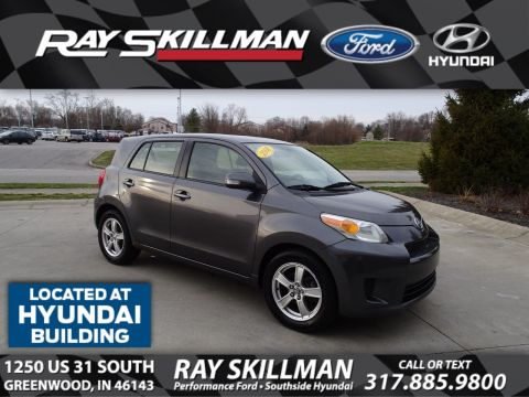 Pre-Owned 2008 Scion xD 5DR SDN MT