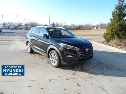 Certified Pre-Owned 2016 Hyundai Tucson SE