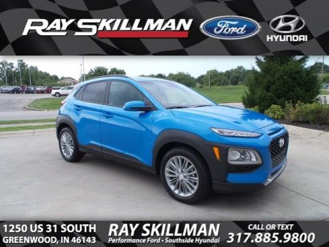 New 2020 Hyundai Kona SEL Plus
