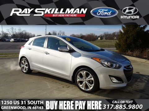 Pre-Owned 2014 Hyundai Elantra GT 5DR HB AUTO FWD Hatchback
