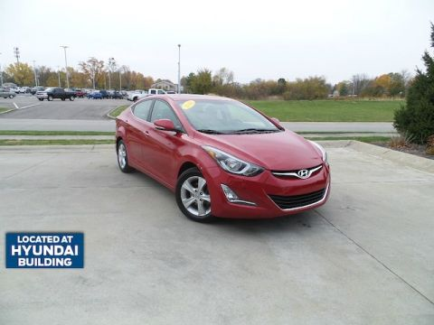 Certified Pre-Owned 2016 Hyundai Elantra Value Edition