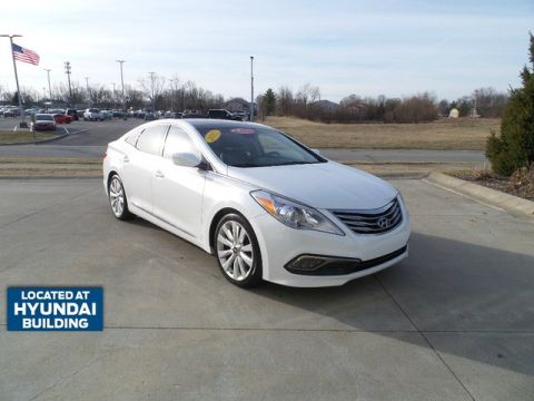 Certified Pre-Owned 2015 Hyundai Azera Limited